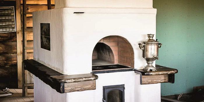 Чугунная плита в печь